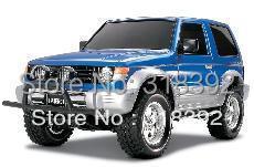 Машина на радиоуправление Tamiya 1:10 RC Mitsubishi Pajero Metaltop 1/10 4WD RC cc/01 49490 Tamiya  4WD 1 10 cc01 pajero jeep wrangler tie rod end metal tampa tamiya tamiya