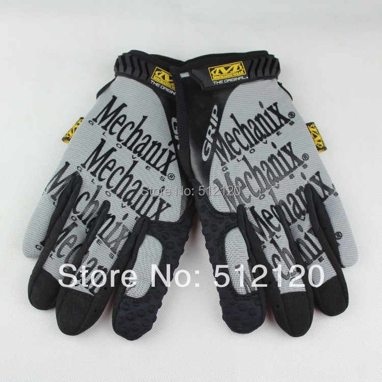 Free Shipping new sale mechanix Gloves letter printed gloves mittens Military Cycling hunting Camping Sport Outdoor Gloves(China (Mainland))