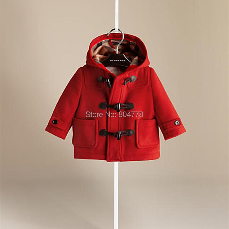 little red duffle coat essay