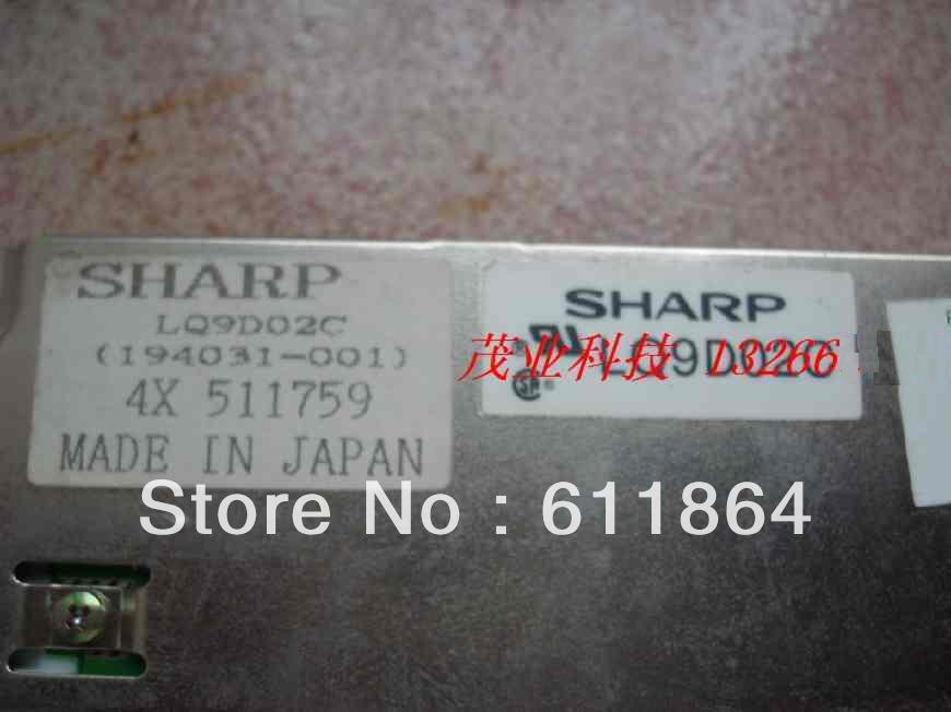 Фотография LQ9D02C Grade A LCD Panel 90 days Warranty