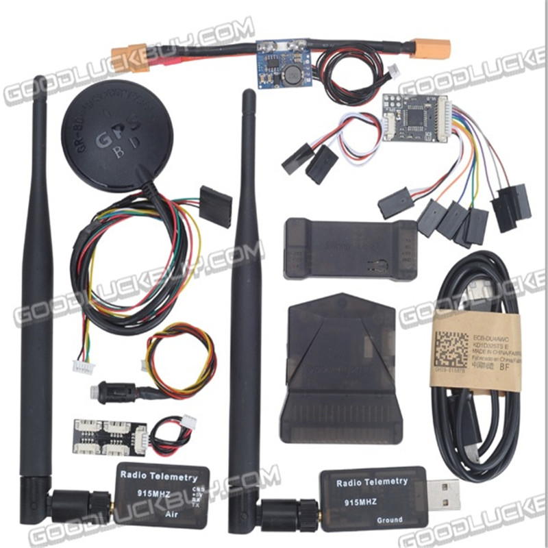 PX4 Pixhawk Lite V2.4.6 32bit Open Source Flight Controller Combo with NEO-M8N GPS PPM PM<br>