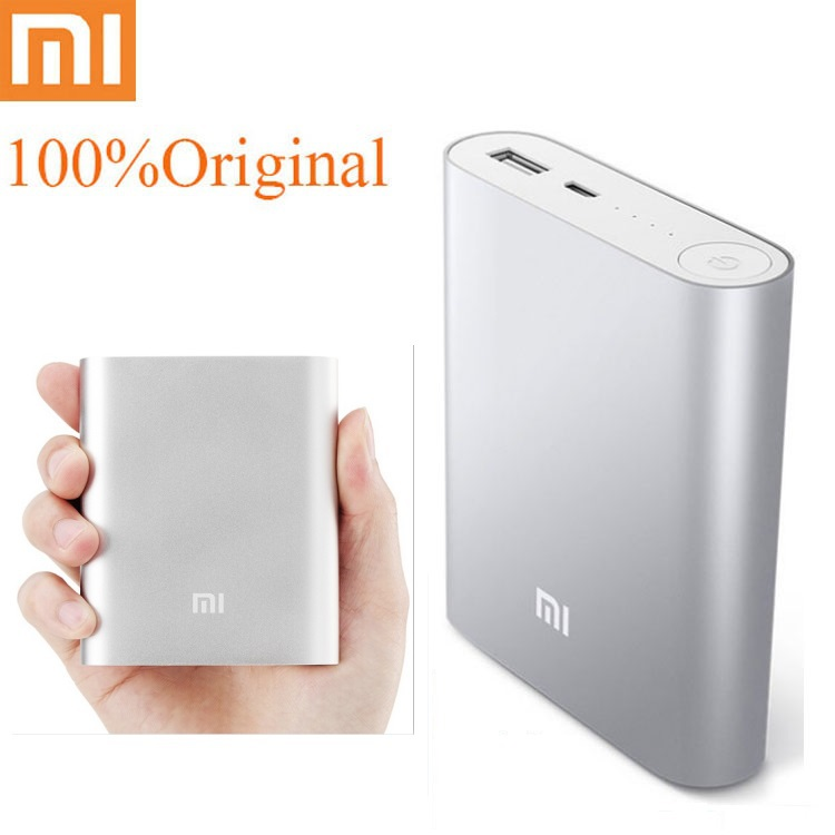 Excellent Feedbacks Original Xiaomi Power Bank 10400mAh For Xiaomi Redmi 2 Mi4 Mi Note MiNote M2 M2A M2S M3 Red Rice Smartphone(China (Mainland))