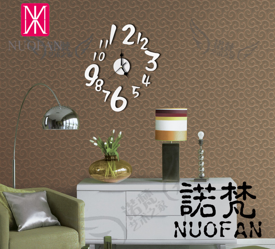 Ikea Style DIY Fashion wall stickers home decoration clock new house mirror - Yiwu Home Decor Co., Ltd store