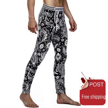 Мужские брюки сторона джонс / человек теплые брюки / брюки / оказать трусы человек мужские кальсоны мужские брюки зимних леггинсы узкие