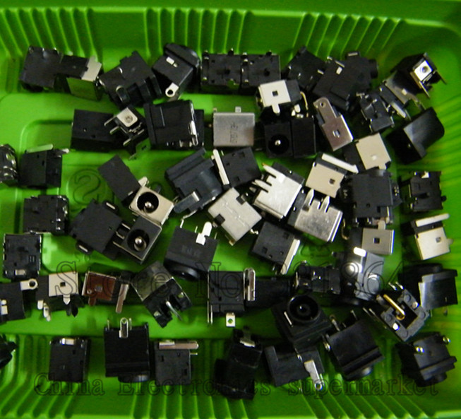 Free shipping 30models/300pcs Laptop&amp;Tablet PC DC Power Jack Connector For Asus/Lenovo/Acer/Dell/Samsung/Toshiba/Sony/HP<br><br>Aliexpress