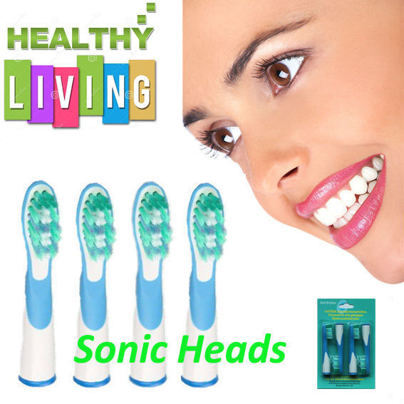 High Quality 8000pcs (4pcs/pack) New Electric Toothbrush Heads SR12A.18A Replacement Braun B Oral SONIC Toothbrush Heads<br><br>Aliexpress