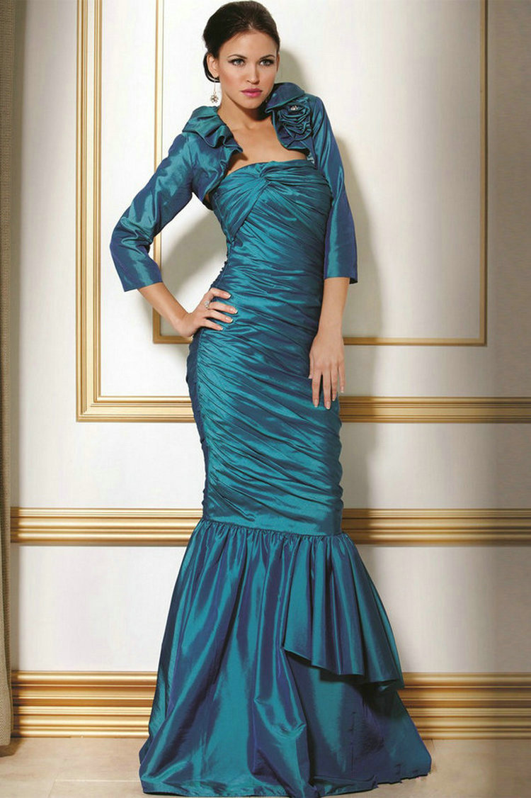 Long Sleeve Evening Dress Patterns_Evening Dresses_dressesss