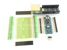 Buy 1pcs ENC28J60 Ethernet Shield V1.0 arduino kit + 1pcs compatible CH340G Nano 3.0 Module+1pcs NANO terminal expansion board for $8.55 in AliExpress store