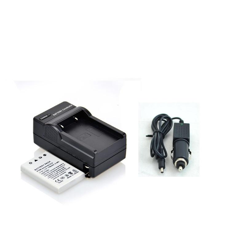 EN-EL5 1400mAh 3.7V Li-Ion Battery Pack For NIKON en el5 Coolpix 7900 P100 P5000 P6000 P90 S10 Digital Camera With AC DC Charger(China (Mainland))
