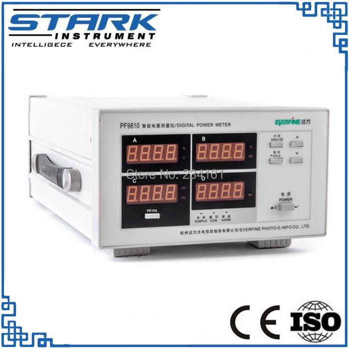 PF9811 Harmonic analyzer digital power meter stand-by power consumption meter