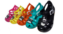 mini melissa shoes kids NEW Sandals melissa infantil baby shoes Toddler  shaun the sheep shoes(China (Mainland))