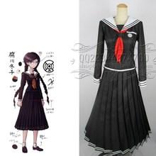 Danganronpa Dangan-Ronpa Toko Fukawa Cosplay Costume