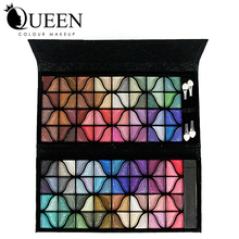 New Arrived High Quality 128 Color Eyeshadow Makeup Sets Cosmetic Eyeshadow Palette 2014 New Fashion Maquiagem