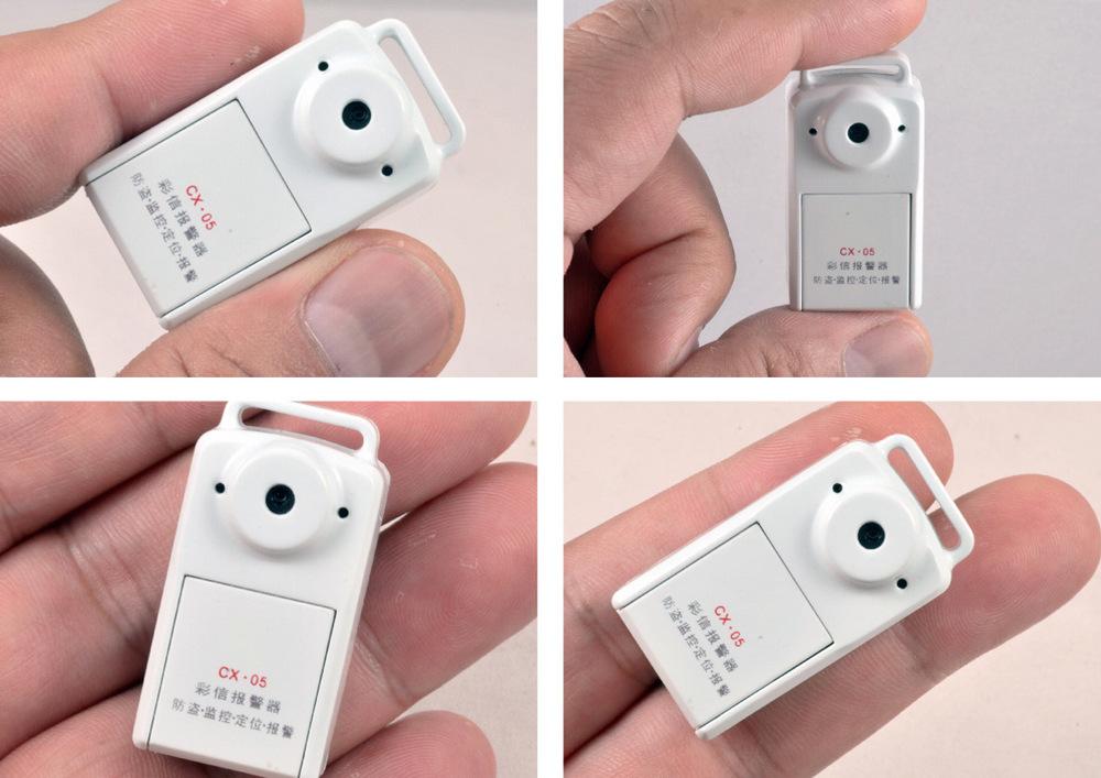 Supply CX-05 locator gps tracking locator MMS alarm locator miniature tracking locator(China (Mainland))