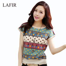 Hot Sale T Shirt Women 2016 Summer Unique Print Tops Short Sleeve Fashion T-shirts Women Plus Size Tshirt Cotton Tee Shirt Femme(China (Mainland))
