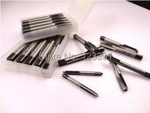 Envío gratis acero de aleación 15 unids/set 3 – 30 mm recto Manual de Tap Taps M3 M4 M5 M6 M8 M10 M12 M14 M16 M18 M20 M22 M24 M27 M30