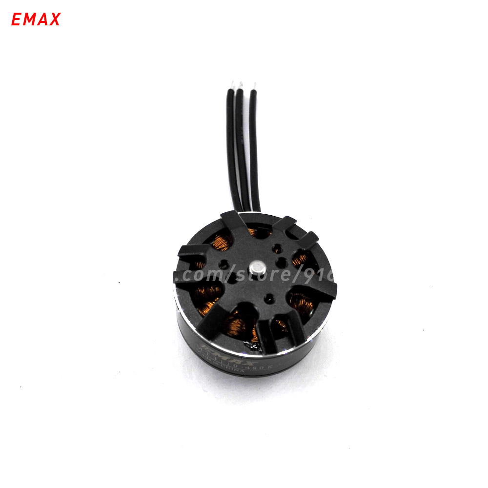 EMAX rc brushless motor multi axis copter 4mm shaft outrunner 480kv 700kv 37.8mm helicopter quadcopter small electric motors