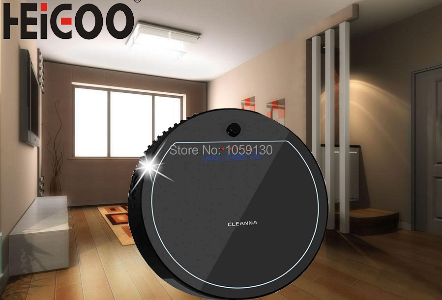 Multifunction Robot Vacuum Cleaner, Automatic Timing Cleaning, Fall Prevention, Intelligent Sensor System, Strong Gradeability(China (Mainland))