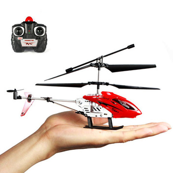 Scolour Newest Mini 2 Channel I/R RC Remote Control Helicopter Kids Toy Gifts Red wholesale