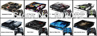 High-quality 3Set/lot Football Game Sticker for PS4 Console and Controller Skins Covers