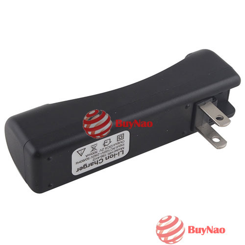 BuyNao rising stars 16340 14500 18650 18550 500mA 4.2V Rechargeable Single Li-ion Battery US Charger lower price(China (Mainland))