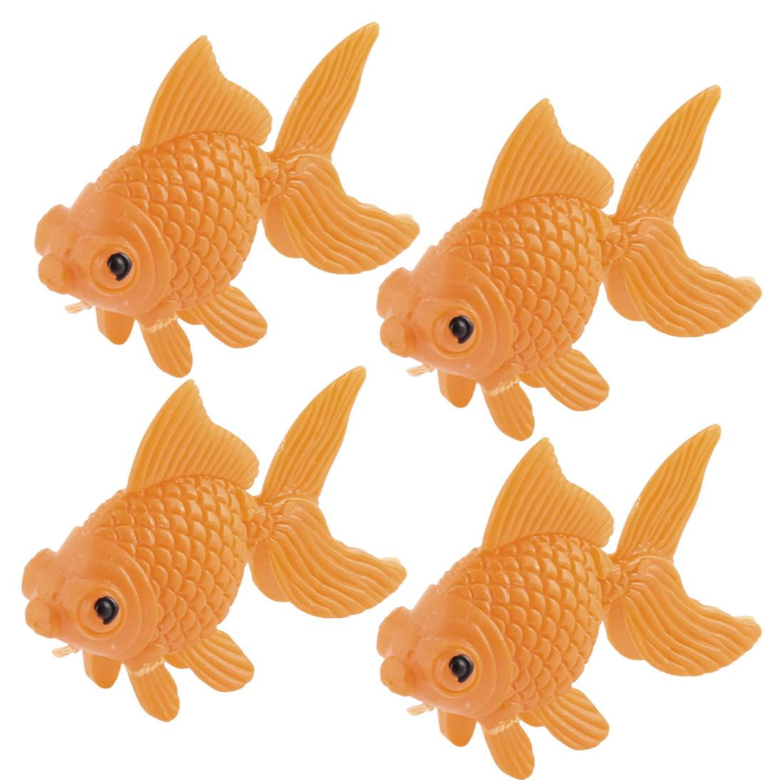 Orange poisson rouge promotion achetez des orange poisson for Poisson rouge plastique