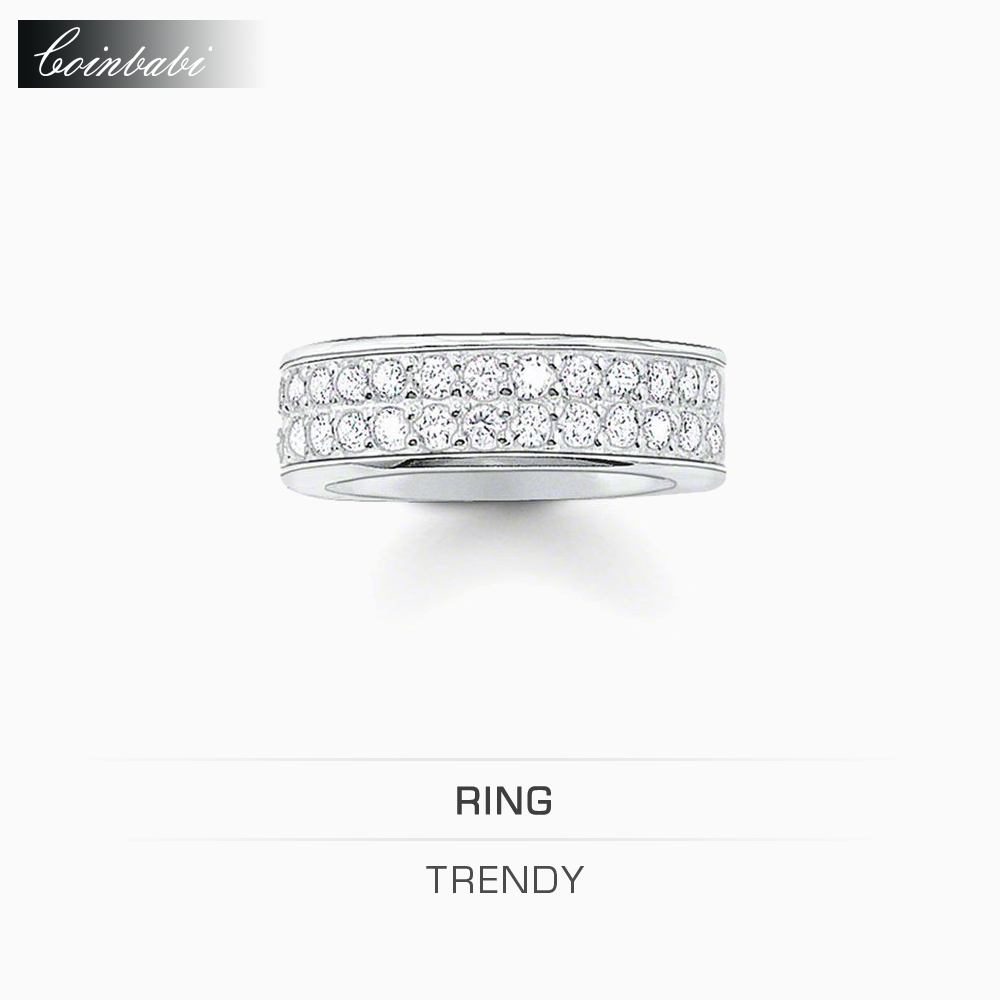 Rings 925 Sterling silver width 0.6cm size 7 8 9 women men Thomas style Glam and soul ETERNITY Ring TS fashion Jewelry Wholesale(China (Mainland))
