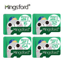 Buy Mingsford 32GB micro sd card class 10 TF memory card 16GB SDHC 64GB 128GB SDXC UHS-1 40MB/S MicroSD Flash Smartphone Pad for $8.56 in AliExpress store