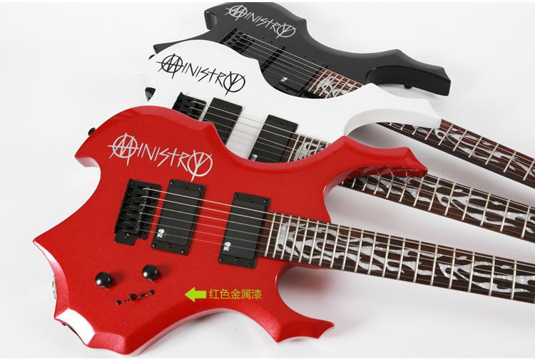 The hebrew flame electric guitar sebrew special ii electric guitar set(China (Mainland))