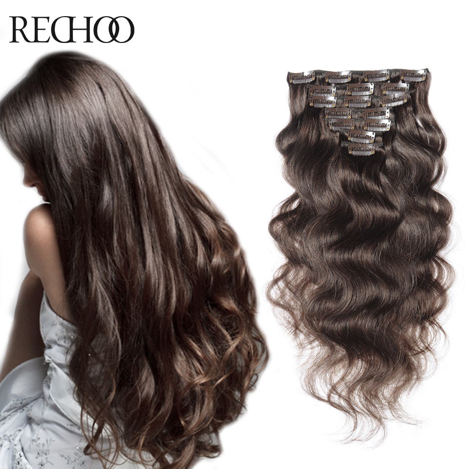 Remy Clip In Hair Extensions Sale 103