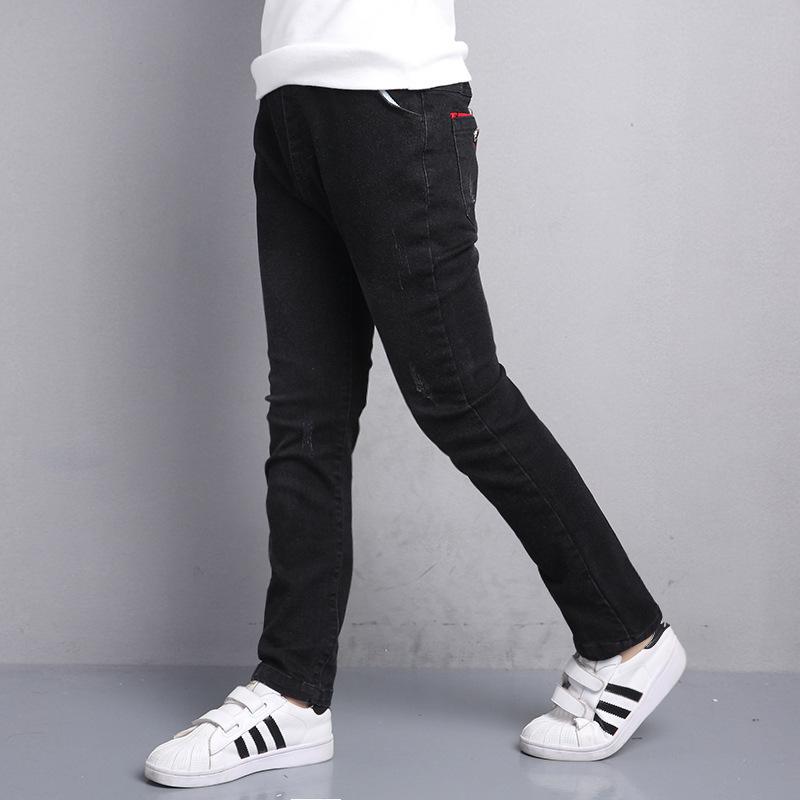 Popular Skinny Black Jeans for Kids-Buy Cheap Skinny Black Jeans ...