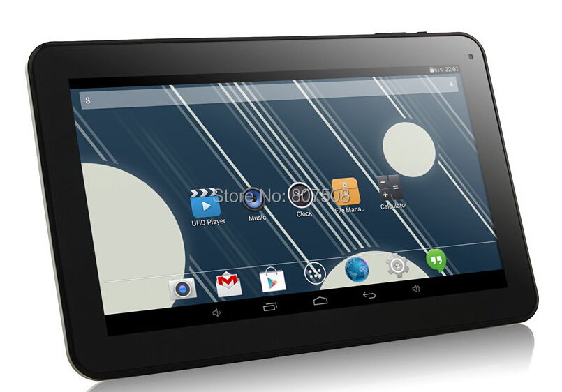 10 1 inch Android 4 4 tablet pcs Quad core 1G 8G Allwinner A33 1024 600