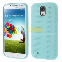 Mobile Phone Accessory Case Dream Mesh TPU Case Cover Shell for Samsung Galaxy S4 I9500 I9502 I9505 1Pcs Free Shipping