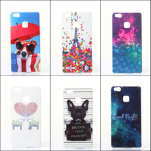 Huawei Ascend P9 Lite IMD TPU Protector Case Coque Silicon 5.2 Inch Back Cover Fundas - Shenzhen ROC Technology CO.,Ltd store