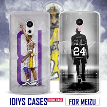 Buy For MEIZU Meilan M3 M3S M3e M5 M3Note M5Note MX6 M3X U20 PRO5 PRO6 PRO6S Kobe Bryant Black Mamba Phone Case Shell Cover Bag for $2.98 in AliExpress store
