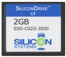 Free Shipping Industrial Memory Card Original For WD Silicon Drive 2GB CF Compact Flash CARD 2G CF SSD-C02G-3500 CNC Machine Use(China (Mainland))