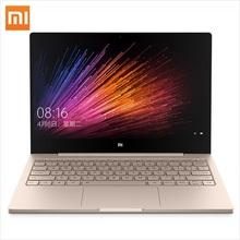 Buy Xiaomi Mi Laptop Notebook Air English Windows 10 Intel Core M3-7Y30 CPU 4GB DDR3 RAM Intel GPU 12.5 inch display SATA SSD Remote for $698.99 in AliExpress store