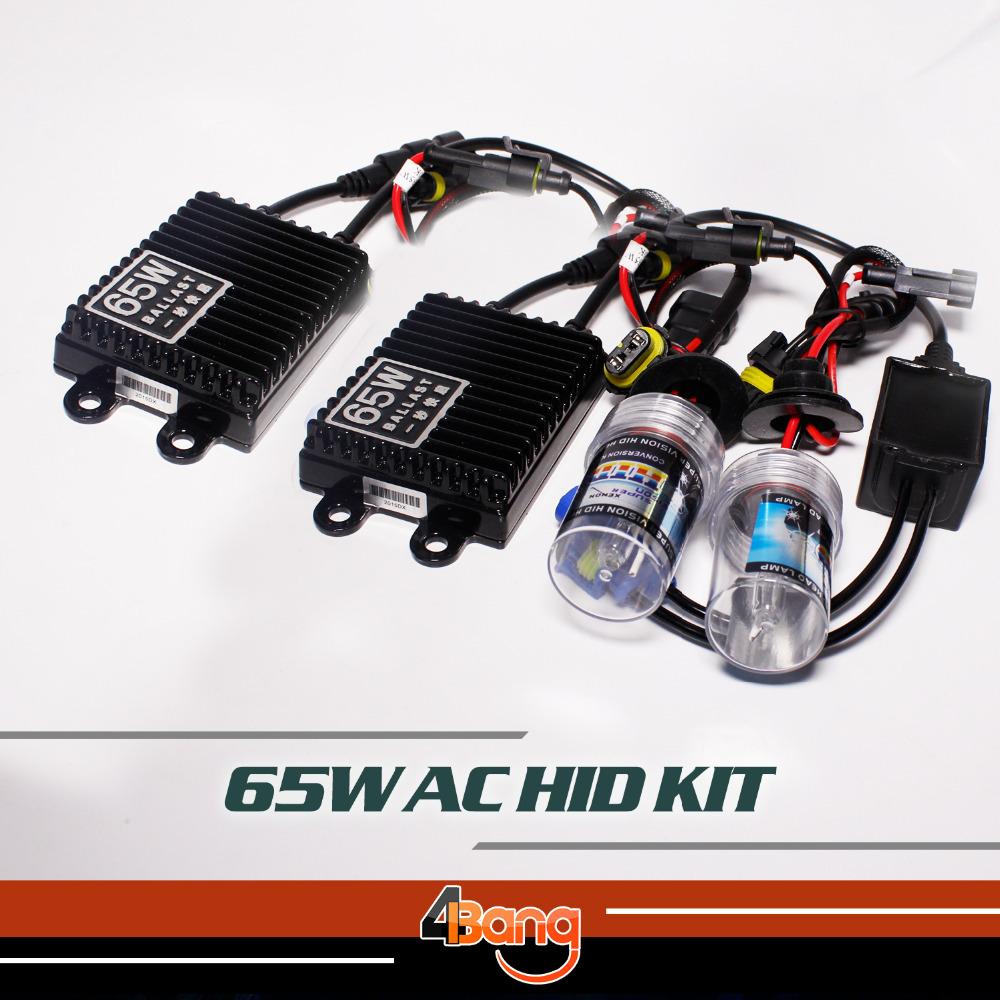 Quick Start 12V 65w H7 Fast Bright Electronic digital hid xenon kit Car Headlight 3000K 4300K 6000K 8000K 12000K 15000K 30000K(China (Mainland))