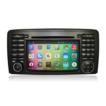 7″ Android 5.1.1 Quad Core Car Stereo Audio Autoradio Head Unit Headunit for Mercedes Benz R W251 R280 R300 R320 R350 R500