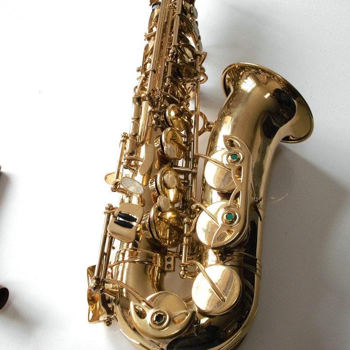 Вторая рука тенор саксофон simba как-100