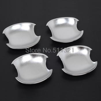 New Chrome Door Handle Bowl Cover For Toyota Corolla 2003 2004 2005 2006 2007 2008