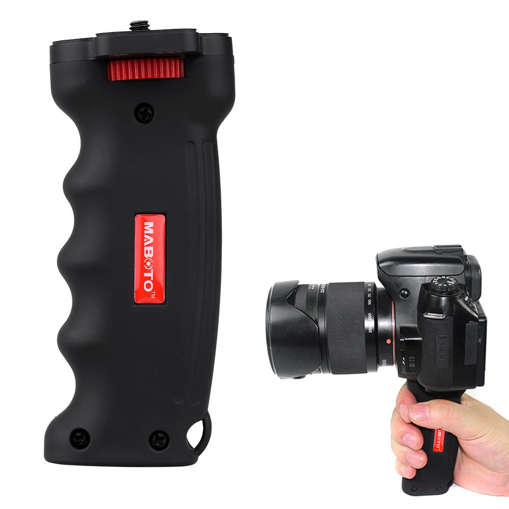 "Wide Platform Pistol Grip Camera Handle Grip with 1/4"" Screw for SLR DSLR DC Canon Nikon Sony Cameras(China (Mainland))"
