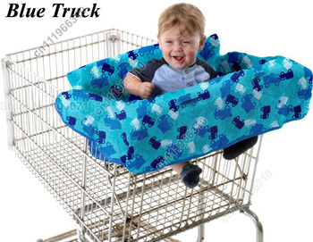 Baby kids child toddler children boy girl shopping cart cover/grocery/trolley cart cover/shopping trolley seat cover/cushion/pad