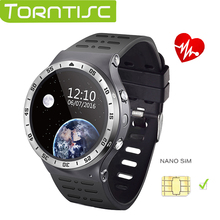 Buy Torntisc S99A Android V5.1 Bluetooth Smart Watch Phone Support Heart Rate Monitor WIFI GPS Single SIM card 3G Wrist Watch for $81.99 in AliExpress store
