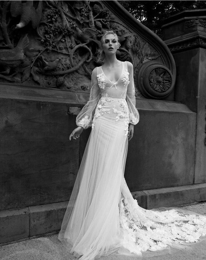 Inbal Dror Wedding Dresses For Sale Vintage Size 8 - Inbal Dror ...