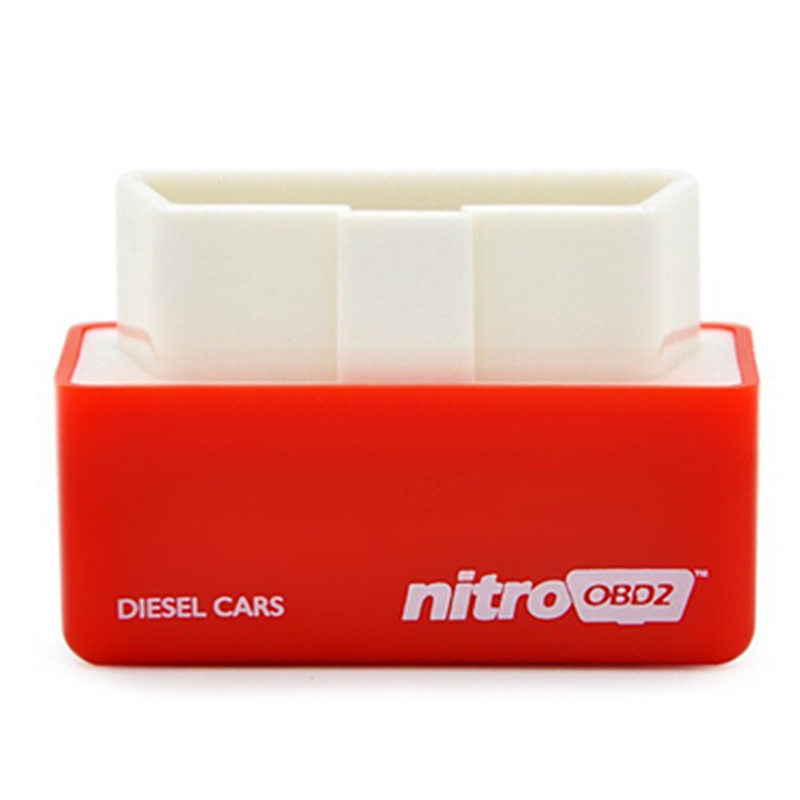 Super ECO Nitro OBD2 Benzine Chip Tuning Engine Nitro OBD 2 Plug&Drive OBD2 Performance Chip Tuning Box Plug Drive Cars Diesel(China (Mainland))