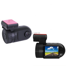 Mini Super HD 1296P camera met GPS, night vision en G-sensor