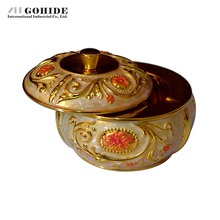 Gohide Advanced With Lid Anti Oxidation Exquisite Decorative Pattern Ashtray Home Supplies Senior With Pattern Ashtray(China (Mainland))