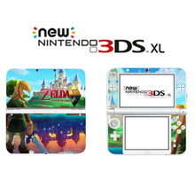 Buy Vinyl Skin Stickers Nintendo New 3DS XL Decal Console Skins XL0022 Legend Zeld Game Stickers for $4.99 in AliExpress store