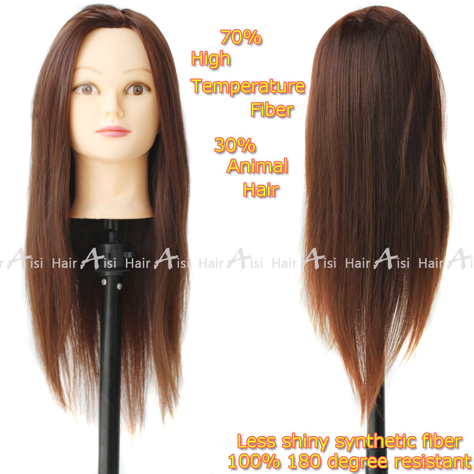 Cosmetology Mannequin Heads Makeup images